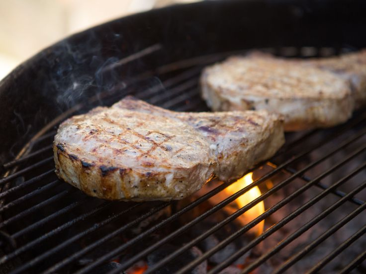 Dry, chewy pork chops are a thing of the past—these thick-cut beauties are everything an excellent grilled pork chop should be. Learn how to grill the perfect pork chop.