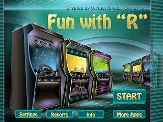 "Speech Time Fun: Fun With ""R"" (app review)"