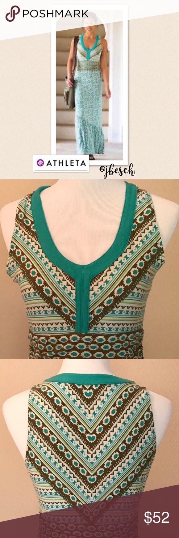 Athleta maya maxi dress