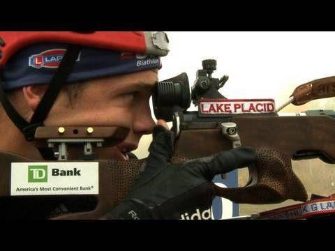 How They Train: Biathlon - YouTube