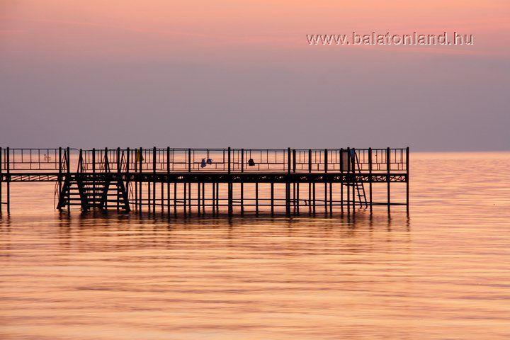 Balaton / Tájképek 2009 / 2009.10.08. Balatonföldvár | BALATONLAND fotóalbum