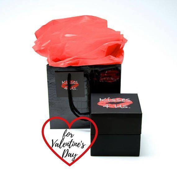 Kisses 4 Us®️️Box of Fun Flirty Romantic Kisses Romantic