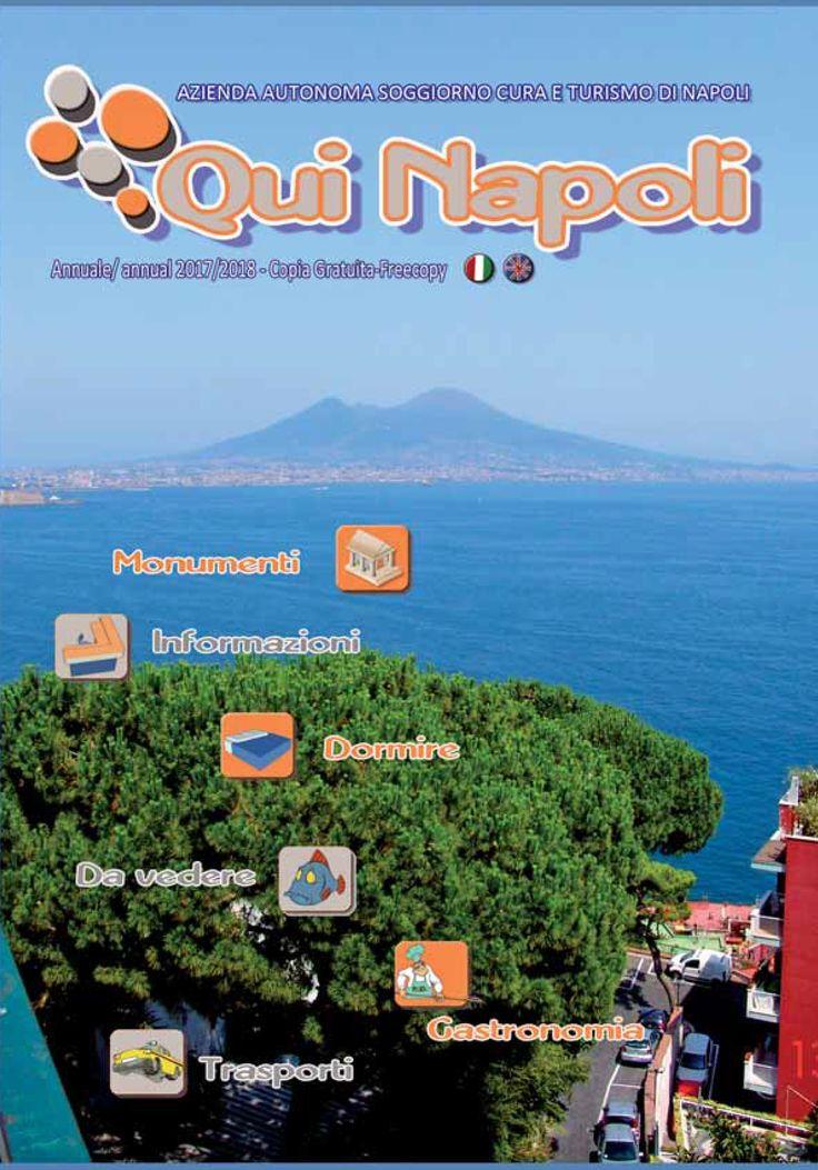 INAPLES - Azienda Autonoma di Soggiorno Cura e Turismo di Napoli - Naples Tourist Office Information - Naples Tourist Board