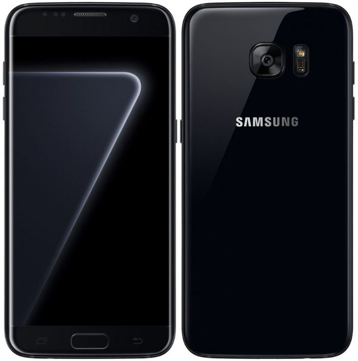 Samsung Galaxy S7 edge in Black Pearl color with 128GB storage launched in India for Rs. 56900