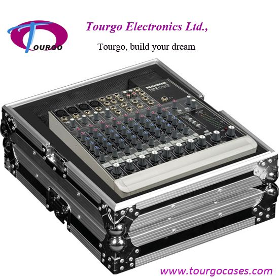 CASE FOR MACKIE 1202, 1402 MIXING CONSOLES, NON-RACK MOUNTABLE UNITS