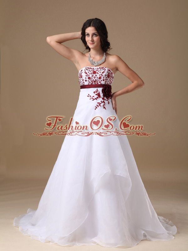 A-line Strapless Court Train Appliques Military Ball Dress- $149.69  http://www.fashionos.com   elegant 2013 2014 new prom celebrity dress | cheap plus size 2013 prom homecoming gowns | 2013 junior prom pageant dress | 2014 2015prom evening dresses | 2015 prom dress | floor length prom gown | popular sexy prom dress in ny |