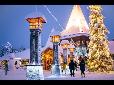 Rovaniemi is the Official Hometown of Santa Claus on the Arctic Circle in Lapland, Finland, where culture, wild activities and fairytales come together.