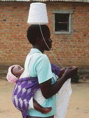 Multi Task #Africa