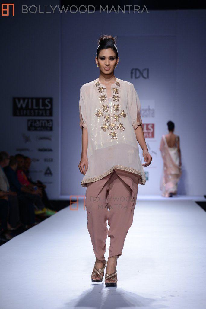 | Wills Lifestyle India Fashion Week 2014 Day 2