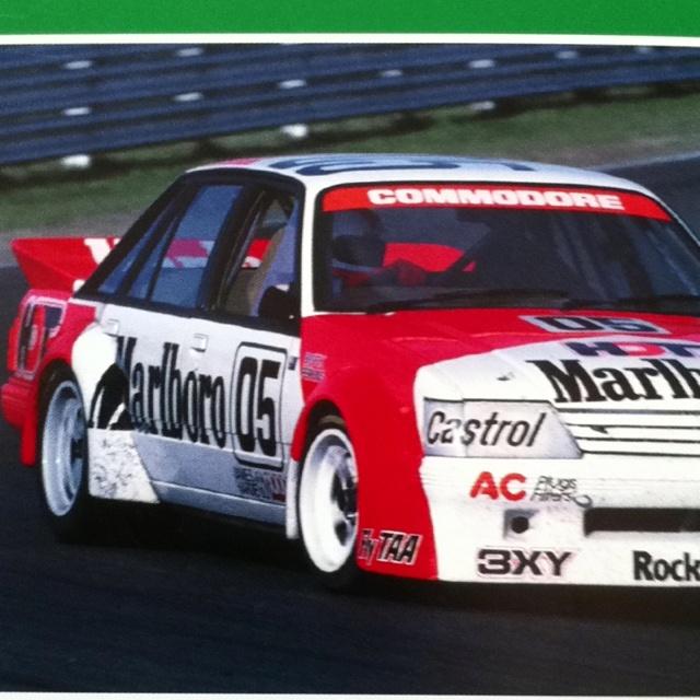 1984 Holden commodore VK