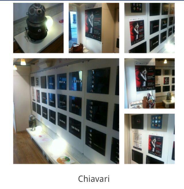 """Terza tappa,Chiavari (GE) presso """"Alfana Editinios"""" dall'01 al 16 agosto 2014."""