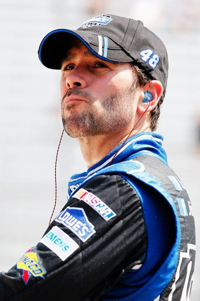 Jimmie Johnson Photo - Bristol Motor Speedway - Day 3