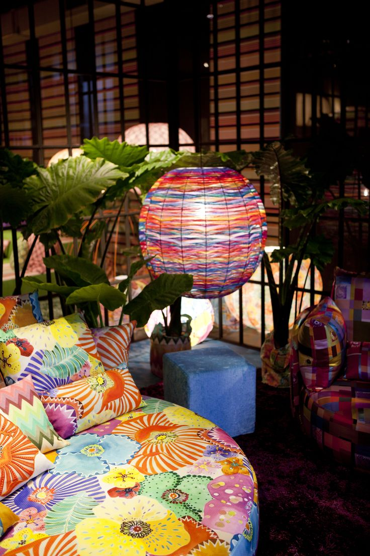 Greenhouse in Milano  MissoniHome