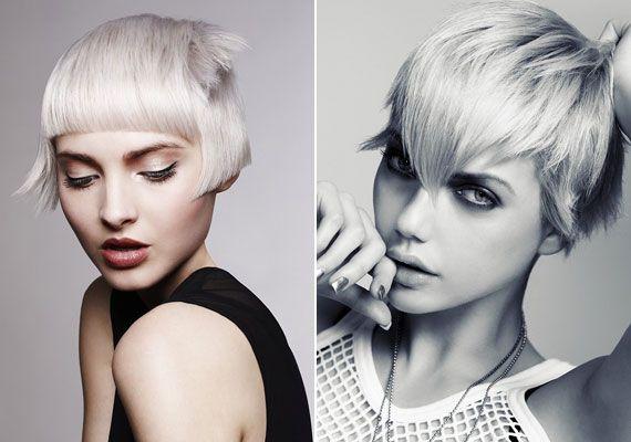 Képeken a 6 legdivatosabb rövid haj 2013-ra | femina.hu