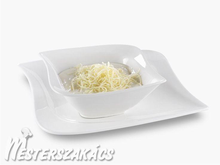 Mornay-mártás (sajtmártás) recept