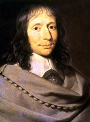 Blaise Pascal was a French physicist, religious philosopher, and great mathematician. Pascal was a child prodigy and was taught a lot by his father. Pascal's contributions included: mechanical calculators, concepts of pressure, concepts of vacuum, and the study of fluids. In literature, Pascal is regarded as one of the most important authors of the French classical period. His name (Pascal) has been given to the SI unit of pressure, some programming language, and Pascal's law.