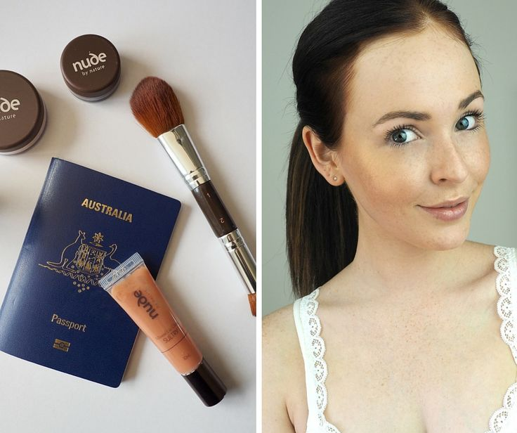1000+ Ideas About Travel Makeup On Pinterest