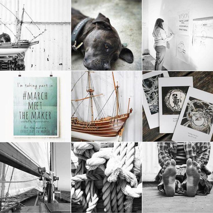 "45 Likes, 5 Comments - Noggin (@scratchyanoggin) on Instagram: ""| WE ARE THE DREAMERS & THE MAKERS | . @fremantleartstudios . FREMANTLE ART STUDIOS Makery of…"""