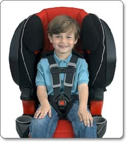 Britax Frontier 85 SICT Booster Seat (Side Impact Cushion Technology), there is obviously some merit to Britax's technology. #Booster Seats #Car Seats