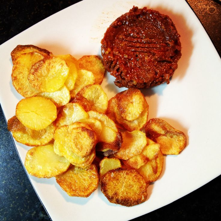 Tartare-potatoes