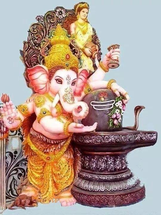 Shri Ganesh! Ganesh