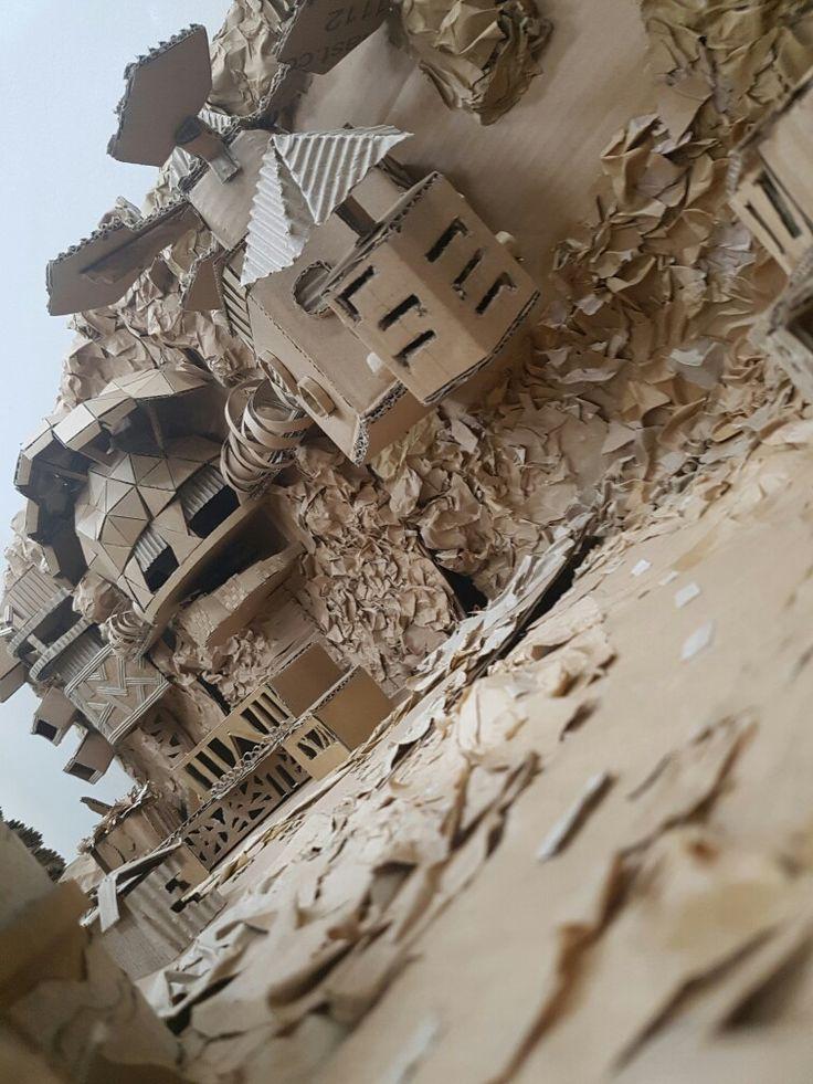 Bunker (Favourite Square) #tekomars #tomorrowland #interior #desaindasar #architecture