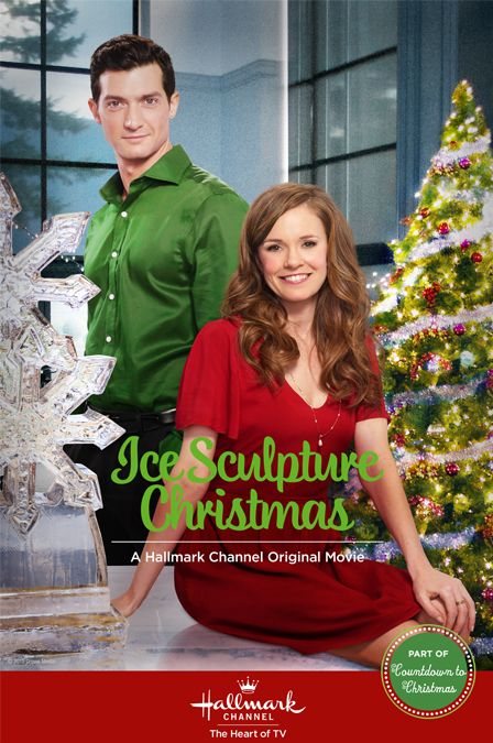 Its a Wonderful Movie - Your Guide to Family Movies on TV: 'Ice Sculpture Christmas' starring Rachel Boston