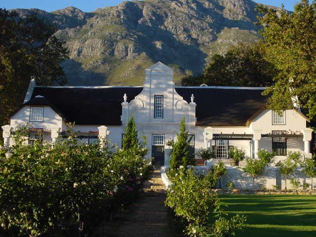 Cape Dutch Home