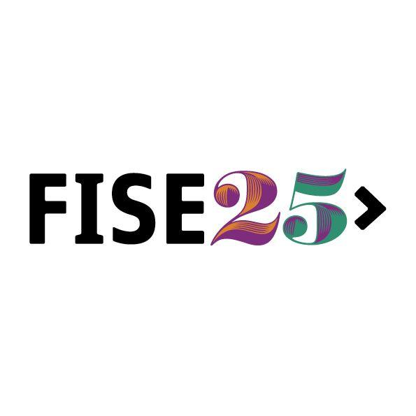 FISE25> Logo okolicznościowe: 25 lat Fundacji Inicjatyw Społeczno-Ekonomicznych, 1990-2015