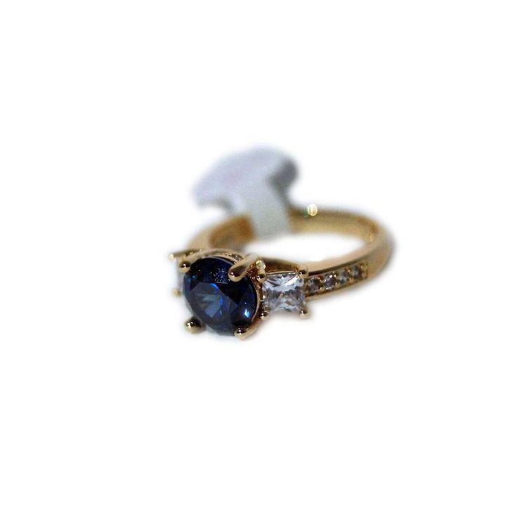 Din nou in stoc!! Gratiosul  Inel BlueRiver  cu piatra zirconia, placat cu aur de 14 karate si incrustat cu cristale swarovski.  Pret special  96 de lei  redus de la 120 de lei.  Comanda acum online  http://www.bijuteriisiarta.ro/magazin/produs/inel-blueriver sau telefonic 0730799703  Este cadoul potrivit pentru orice ocazie.  #Follow #Fashion #Beauty #Shopping #Happy #Popular