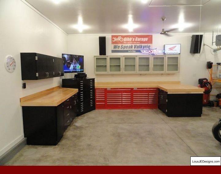 Garage Workshop Flooring Options And Diy Workshop Cape Town Garageworkshop Garageworkshoppics Garage Work Bench Garage Workshop Home Goods Decor