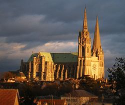 Chartres Cathedral,France - Wikipedia