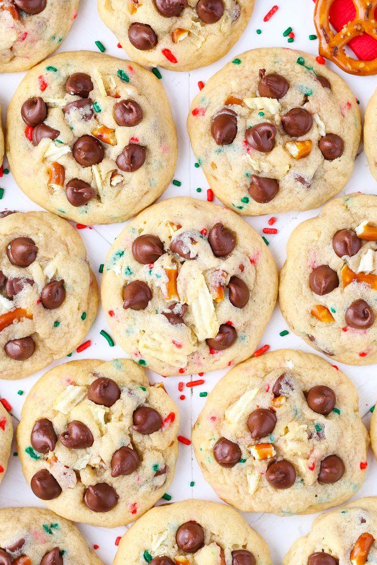 Santa's Trash Cookies - Delish.com