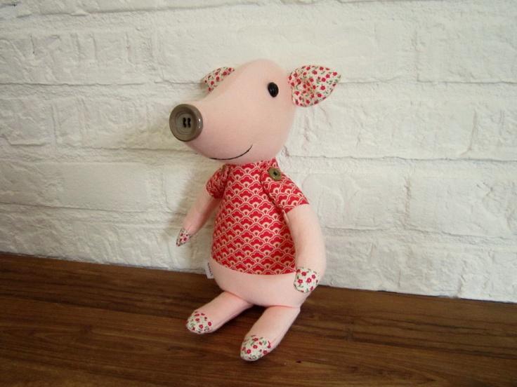 lovely little piglet, SOLD