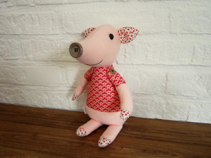 lovely little piglet, SOLD