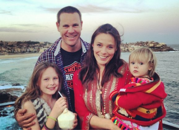 5 MINUTES WITH AARON JEFFERY – LOGIE AWARD WINNING ACTOR & DAD!  Aaron Jeffery is a Logie award winning New Zealand – Australian actor best known to television viewers as larrikin farmer Alex Ryan in the Nine Network series McLeod's Daughters.