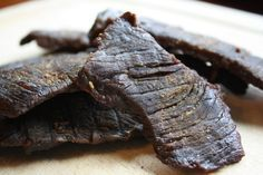 Beef Jerky Recipes (Teriyaki, Peppered or Spicy)