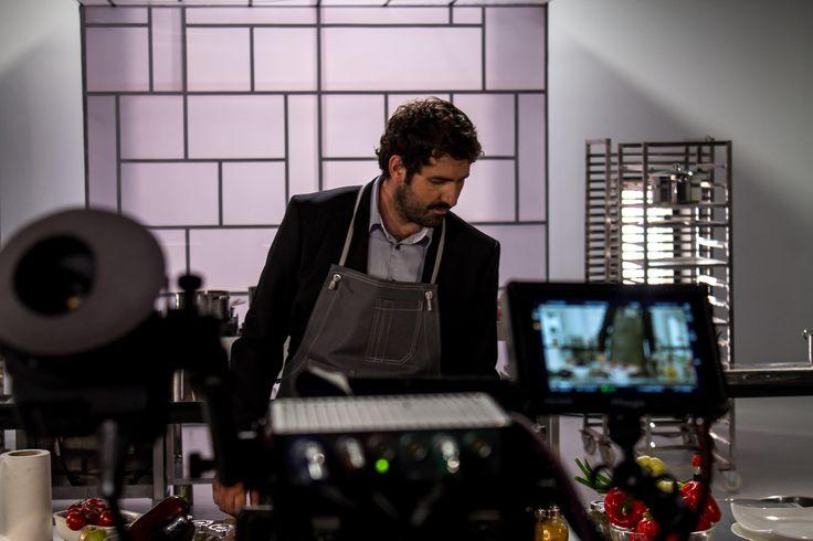 Scenography Set Design Master Chef Bogdan Mosorescu