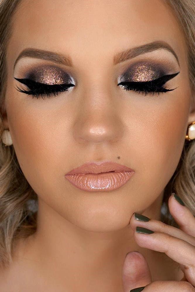 Glam Bridal Makeup : 25+ best Christmas makeup ideas on Pinterest