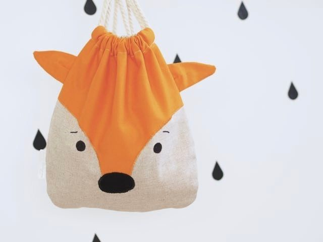 "Mochila ""Fox Team"""