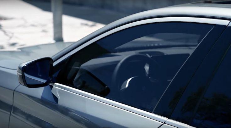 BMW Serie 5 2017, llegan más teasers de la nueva berlina - http://www.actualidadmotor.com/bmw-serie-5-2017-llegan-mas-teasers-de-la-nueva-berlina/
