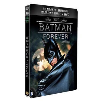 Batman forever - Combo Blu-Ray + DVD - Ultimate Edition - Boîtier Métal