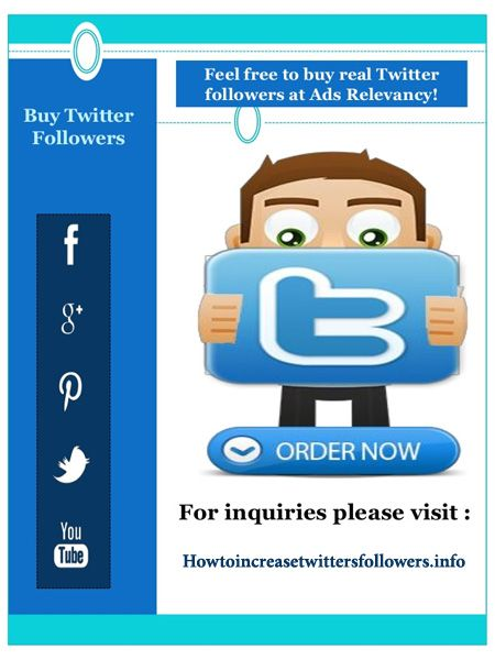 Follow new people every day even if you can only afford a few minutes on each network.  I usually do this on my phone while I am waiting on someone.  http://howtoincreasetwittersfollowers.info/how-to-buy-real-twitter-followers/