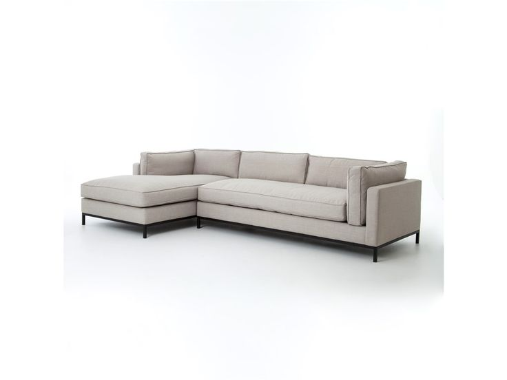 Living room grammercy 2 pc sectional left arm chaise uatr for 2 pc sectional with chaise