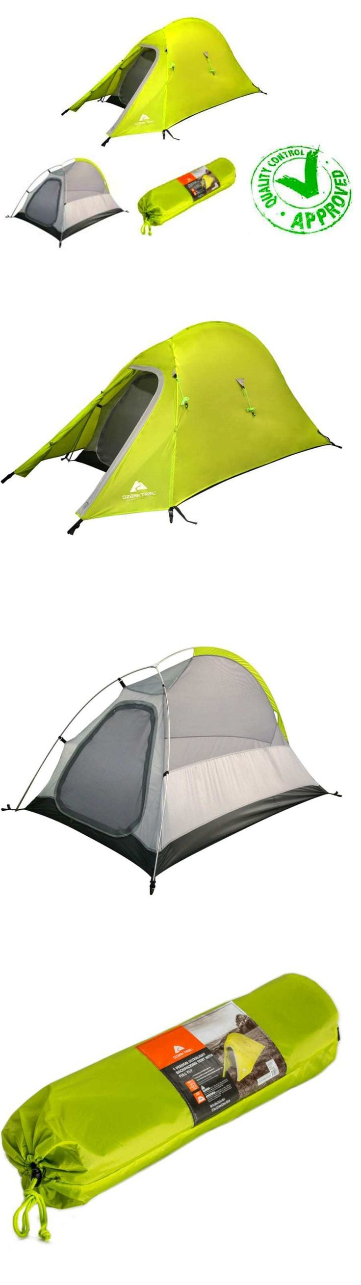 Tents 179010: Ultra Light Back Packing 4 X 7 X 42 Tent With Full Fly All Season Camp Beach -> BUY IT NOW ONLY: $49.03 on eBay!