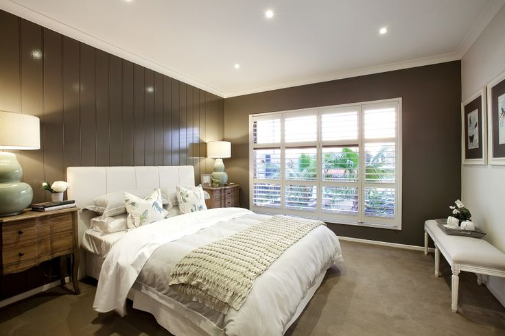 Our easyregency wall panels have helped showcase the refined classic French feel in this Porter Davis Home