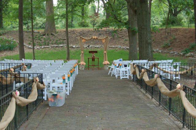 Siue gardens wedding