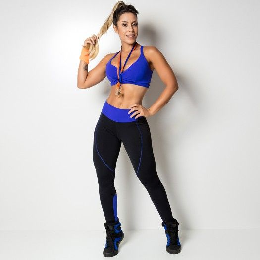 Legging Fitness Breath - honeybe
