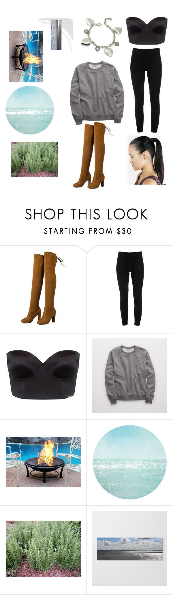 """""""Untitled #170"""" by madhatters-daughter ❤ liked on Polyvore featuring Elie Tahari, Ultimo and Aerie"""