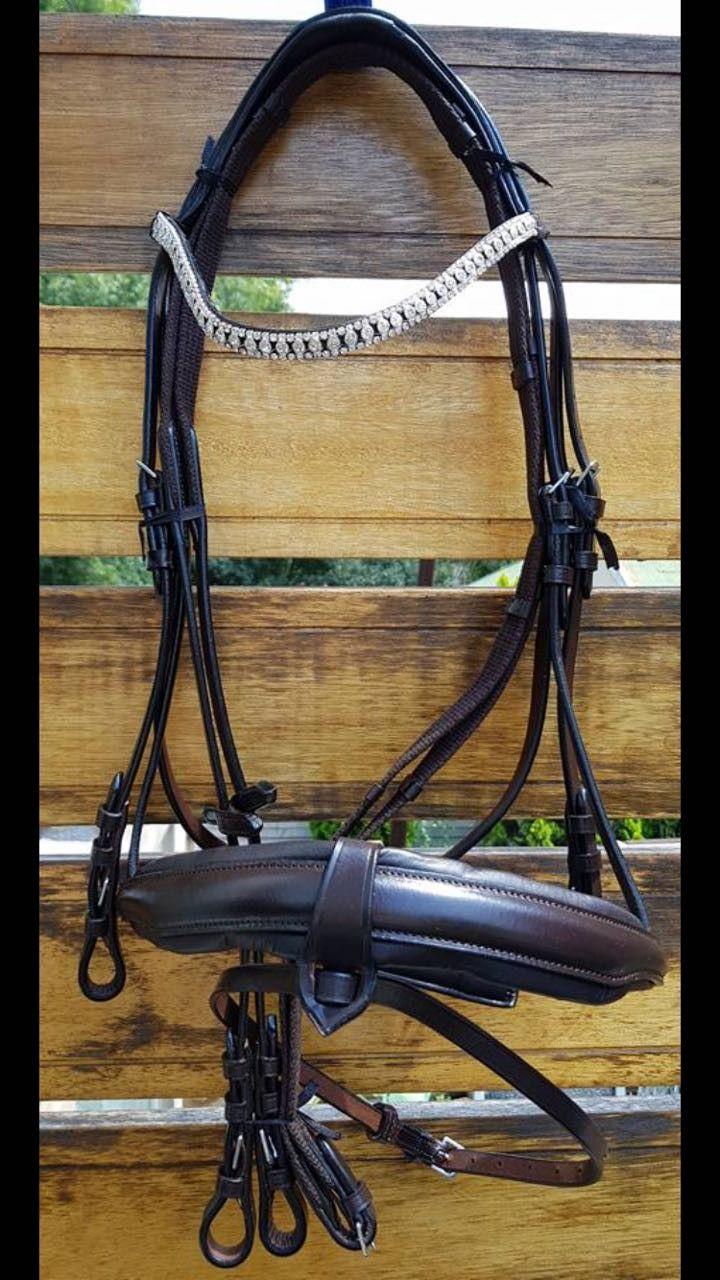 Novas Equestrian best quality bridles! Beautiful soft leather♡